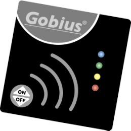 Gobius 4 Tank Monitor System for Water & Fuel Tanks-0