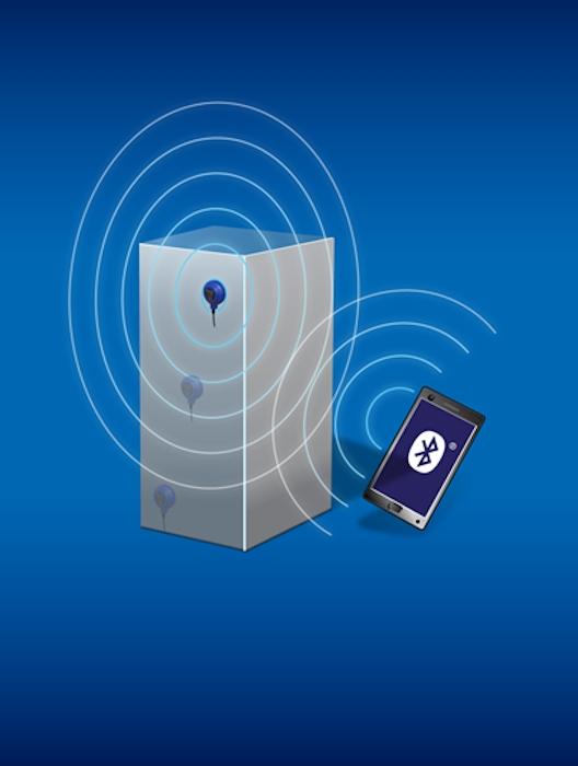 Gobius Pro Single Bluetooth Sensor Kit - 2 Levels-92