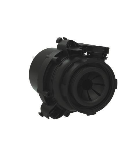 MAC 4 Macerator Turbine - Compact line 24 Volt Motor - Pump EZ Fit -0